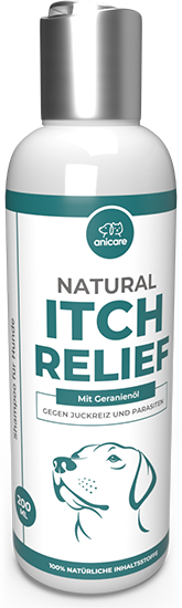 Natural Itch Relief Flasche